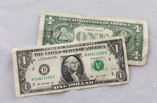 Trivia for National Dollar Day   The Money Godmother